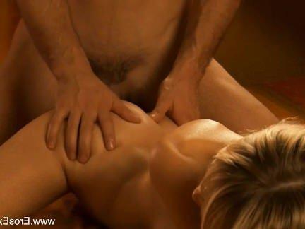 Ебля в Анал Сделав массаж парень нежно проник в анус подружки секс видео бесплатно